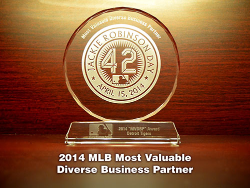 2014 MLB Most Valuable Diverse Business Partner